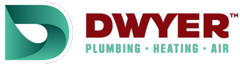 Dwyer Plumbing, Heating & Air Logo